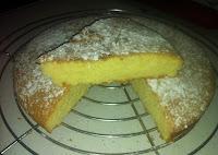 Gâteau se Savoie - recette indexée dans les Desserts