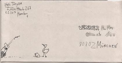 Brief an München