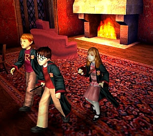 Harry Potter and the Sorcerer's Stone PC Hileleri