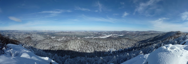 Zagradski vrh, Viševica i Bitoraj, 7.4.2013.