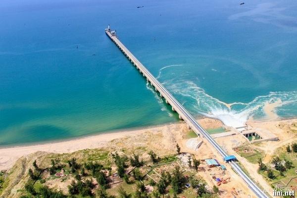 bãi biển Thiên Cầm ở xứ Nghệ