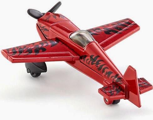 Đồ chơi mô hình Máy bay thể thao Siku 1865 Sporting Airplane tỉ lệ 1:87 dành cho trẻ em trên 3 tuổi