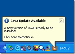 java-notification