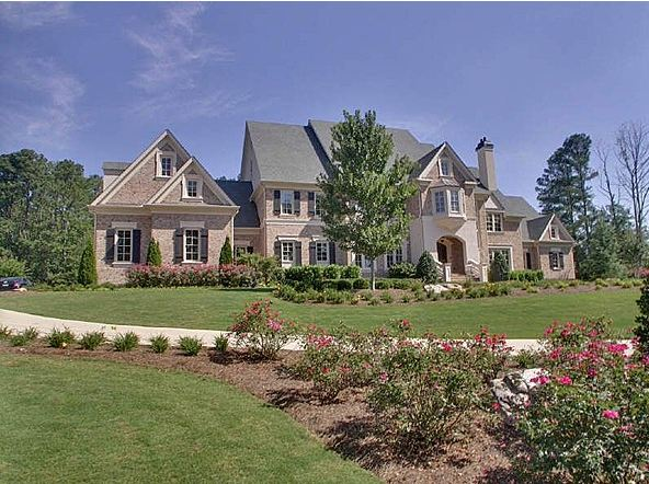 Astounding Pay Attention To Kim Zolciaks New 11 000 Sq Ft House Download Free Architecture Designs Jebrpmadebymaigaardcom