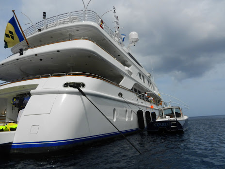 Soufriere by Boat: Malgretoute, Jalousie, Anse Chastanet