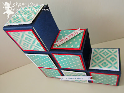 stampin up, inkspire_me challenge, bitty banners, famose fähnchen, box stair card
