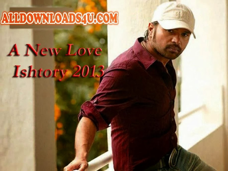 Poster Of Hindi Movie A New Love Ishtory (2013) Free Download Full New Hindi Movie Watch Online At Alldownloads4u.Com