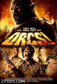 Bộ Tộc Săn Người - Orcs! (2011) Poster