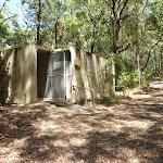 Toliets at Mahognay picnic area in Blackbutt Reserve (401242)