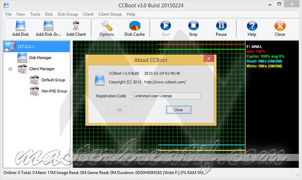 CCBoot v3.0