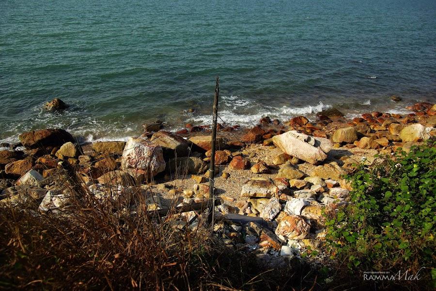 越近海岸便越近大澳