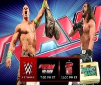 WWE Monday Night Raw 2014/06/30