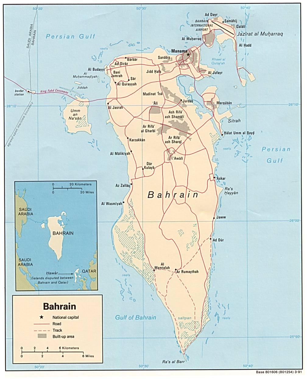 Democratizing The New Egypt Where Is Bahrain - Where is bahrain