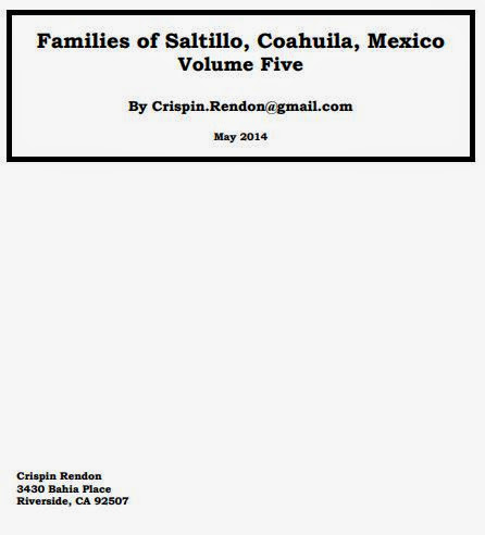 mexican genealogy, mexico genealogy, mexico genealogy research, saltillo