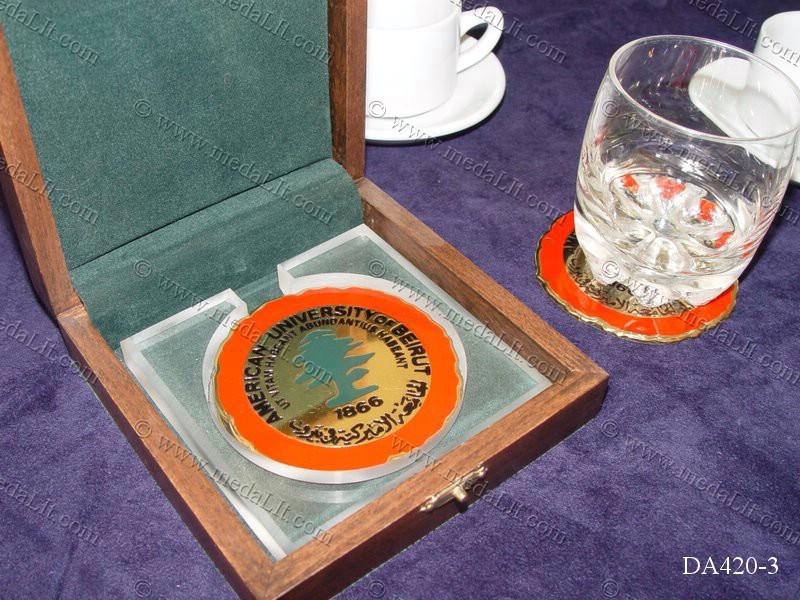 Engraved Coasters Album