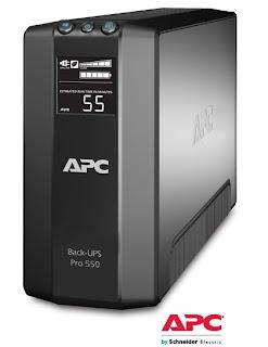APC Back-UPS Pro 550 Canggih dan Hemat Energi