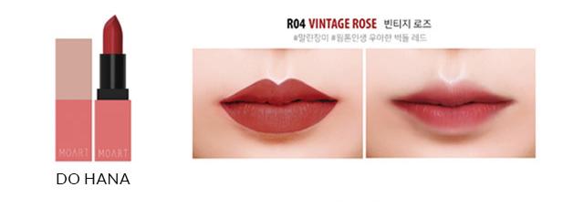 Son MOART Velvet Lipstick A teen Edition