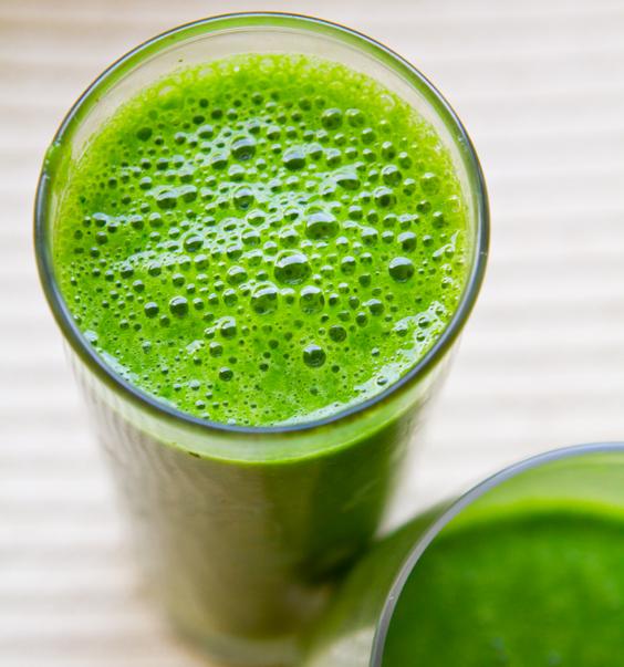 Green Juice & Smoothie Recipes