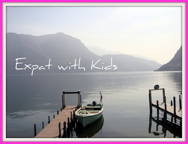 Expat with Kids blog