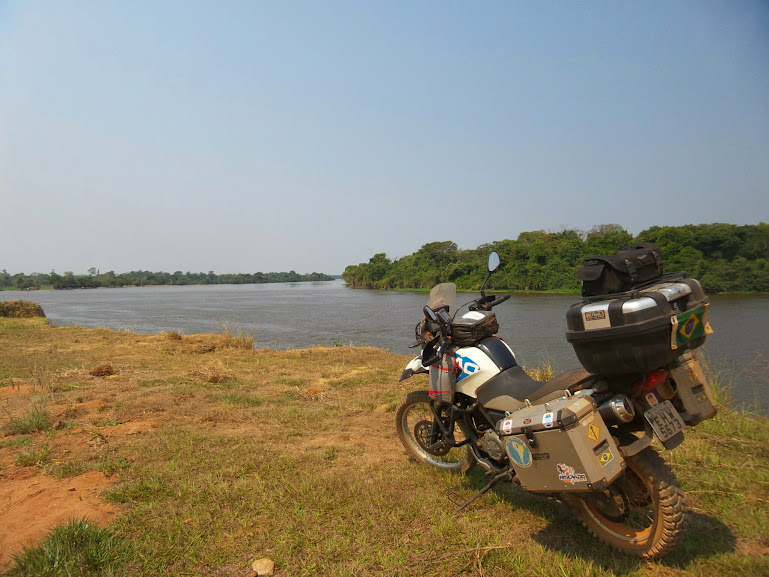 Brasil - Rota das Fronteiras  / Uma Saga pela Amazônia 20140826_141238