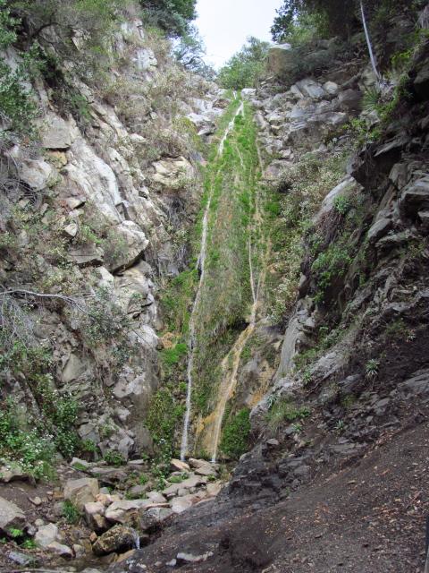 San Ysidro Falls
