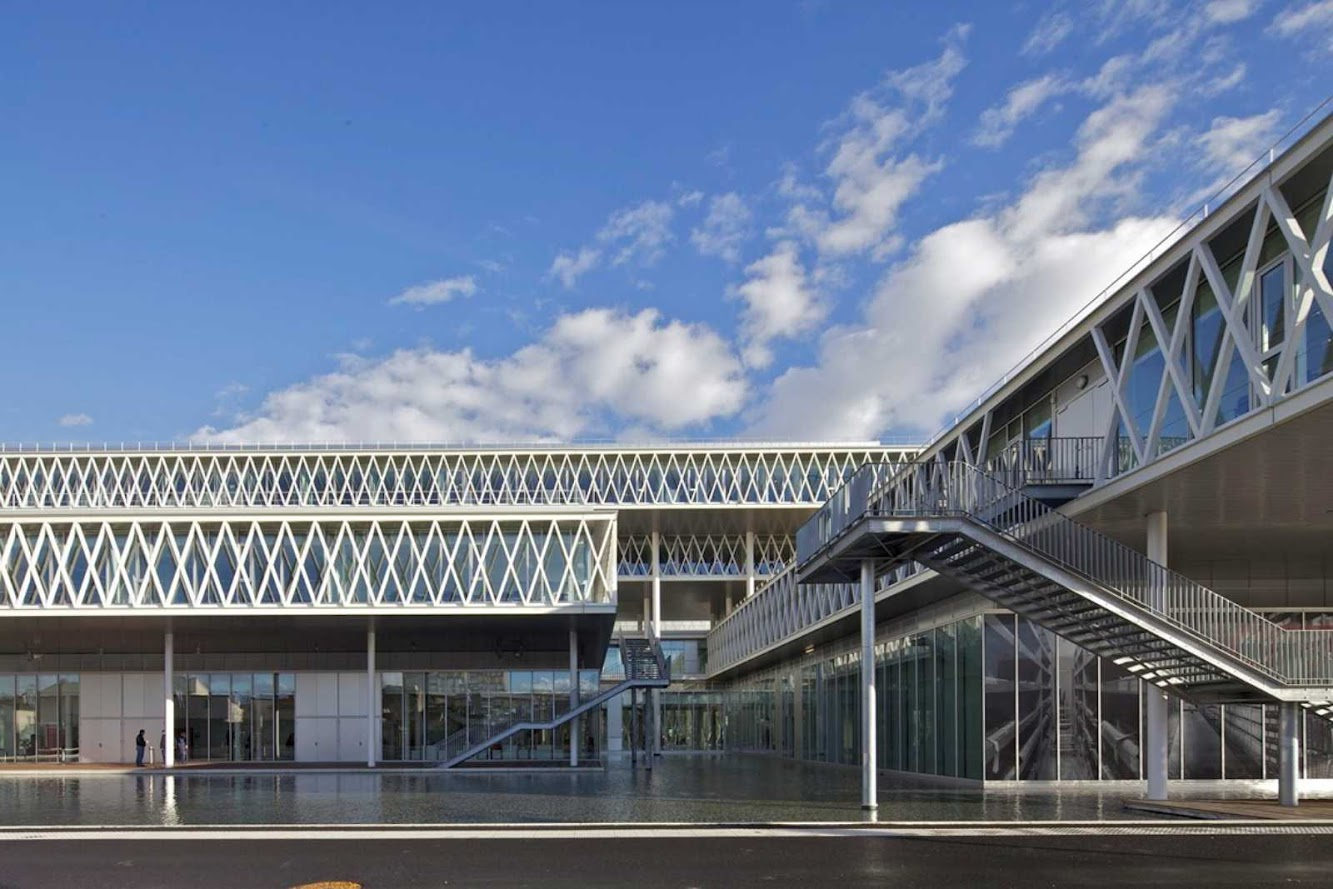 Saint-Denis, Francia: New National Archives of France by Fuksas