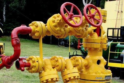 Instalacja gazowa.