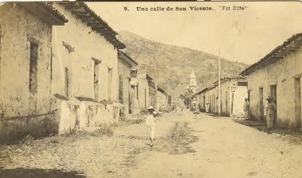 Historia de San Vicente El Salvador
