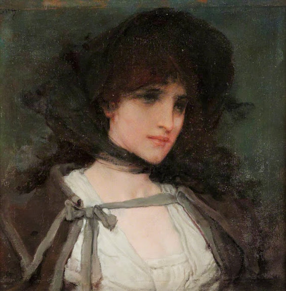 George Henry Boughton - Bessie