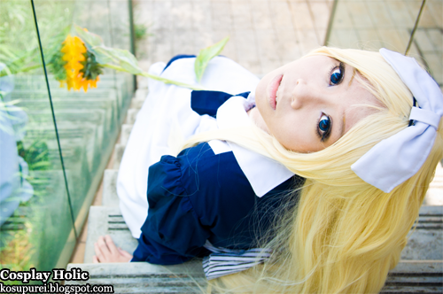 hetalia: axis powers cosplay - belarus by yukino