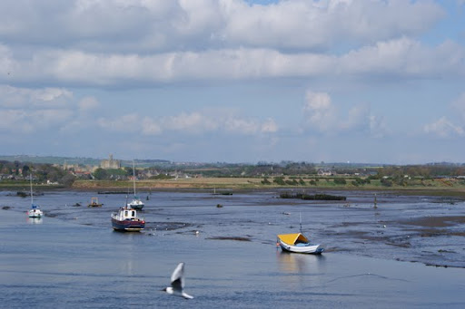 Amble Estuary, Amble Guide, Northumberland