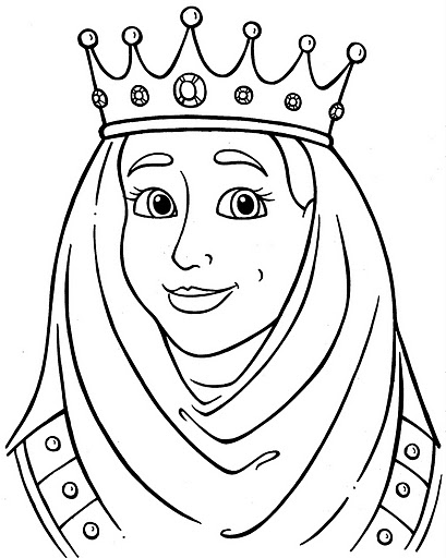 qeen coloring pages please-#49
