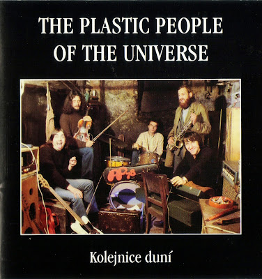 the Plastic People Of The Universe ~ 1982 ~ Kolejnice duní