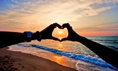 Hình ảnh lãng mạn trên Biển 3