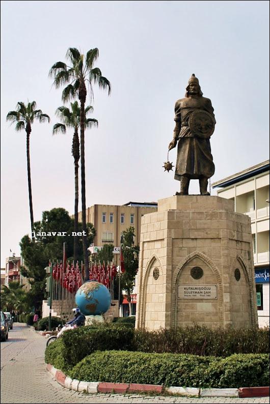Suleiman ibn Kutalmiş - Gründer des Sultanats von Rum