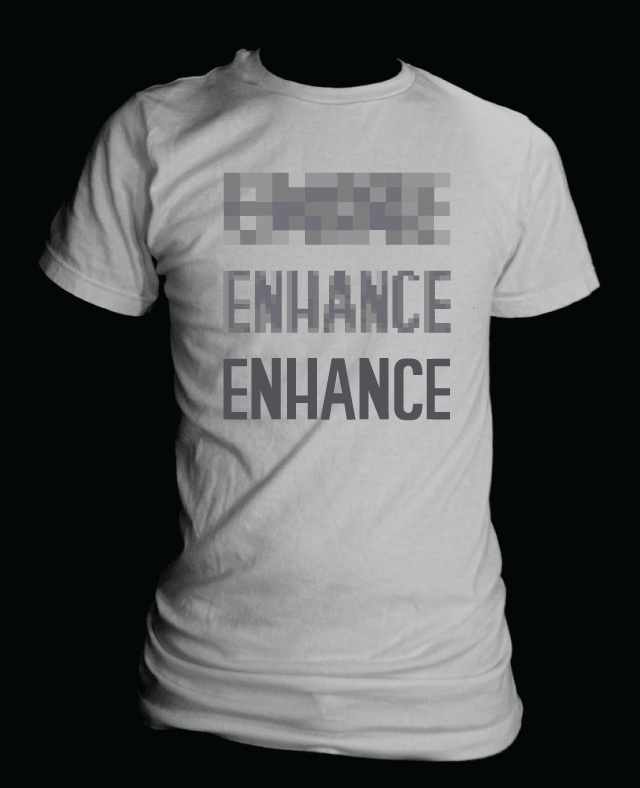 Enhance T-shirt design