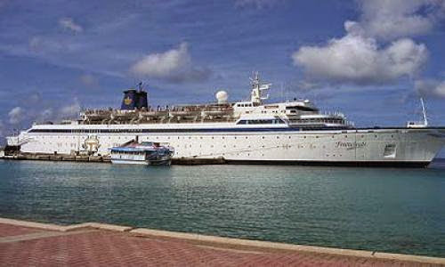 The Scientology Cruise That Never Ends