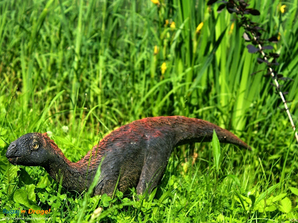 bałtów jura park  - dinozauromorf