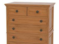 Vertical Dressers