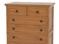 Hickory Vertical Dressers