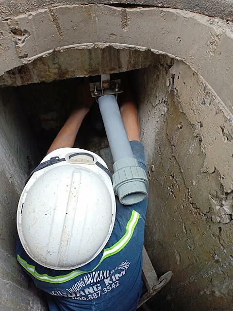 Bảo trì hệ thống xử lý nước thải