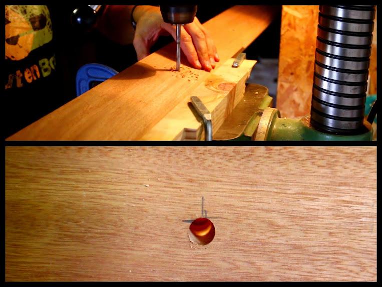 Fabrication d'un volet bois pour l'atelier - Page 2 Volet%2Batelier4