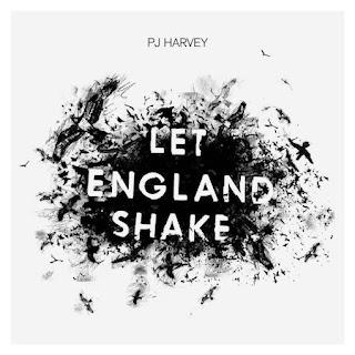 pj harvey, let england shake