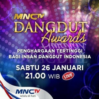 MNCTV Dangdut Awards [image by @DA_MNCTV]