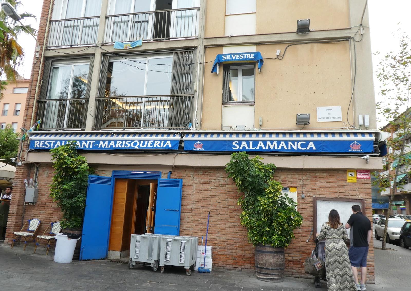Restaurant Salamanca