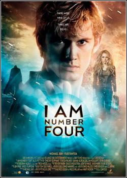 Eu Sou o Número Quatro Dublado
