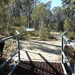 Crossing Sawpit Creek (298346)
