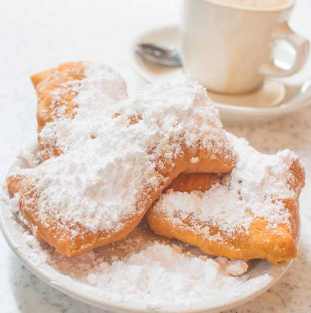 photo of Beignets from Cafe Du Monde