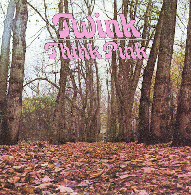 Twink ~ 1970 ~ Think Pink