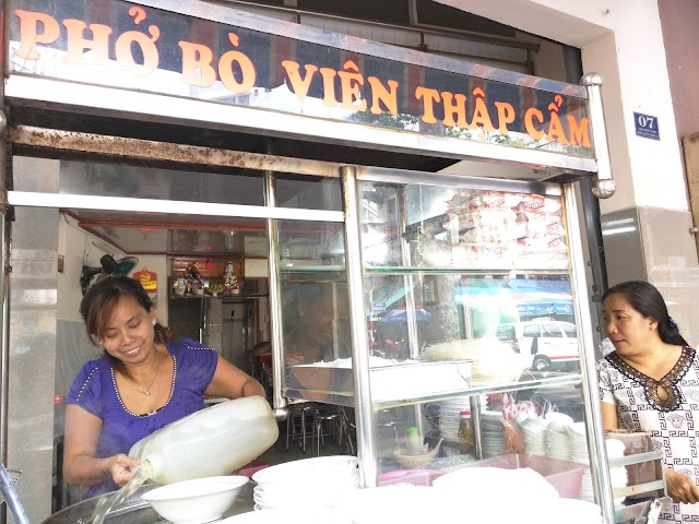 Pho Bo Vien Thap Cam